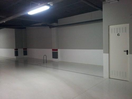 Garaje Hermanos Lacambra (Zaragoza)