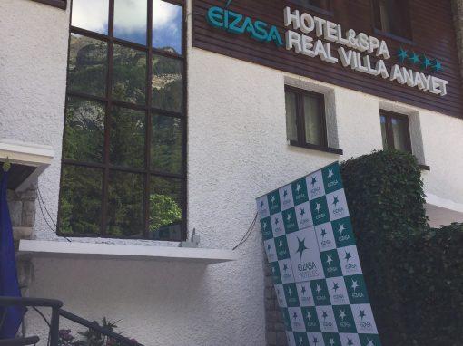 Hotel en Canfranc (Huesca)