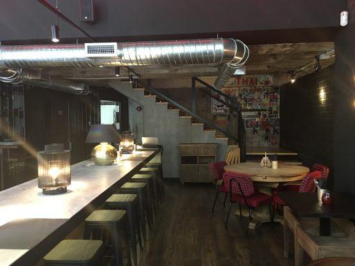 Restaurante Bangcook