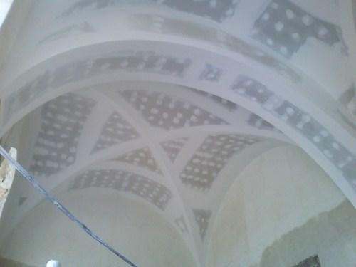 Aula Dei-Bóveda de arista